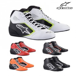 ALPINESTARS TECH-1 K START V2 SHOES 兒童卡丁鞋