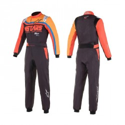 ALPINESTARS KMX-9 V2 GRAPH SUIT卡丁賽車服
