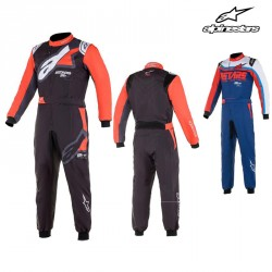 ALPINESTARS KMX-9 V2  S GRAPH SUIT 卡丁賽車服