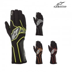 ALPINESTARS TECH-1 K V2 GLOVES 卡丁手套