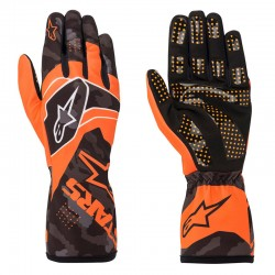 ALPINESTARS TECH-1 K RACE V2 CAMO GLOVES 卡丁手套
