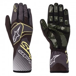ALPINESTARS TECH-1 K RACE V2 CARBON GLOVES 卡丁手套