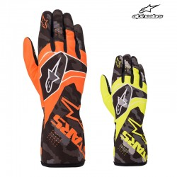 ALPINESTARS TECH-1 K RACE S. V2 CAMO GLOVES 兒童卡丁手套