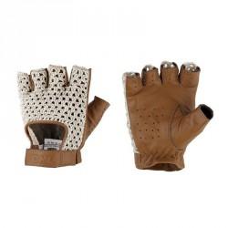 OMP TAZIO:VINTAGE GLOVE LEATHER 半指皮革短手套