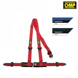 OMP ROAD 3: 3 POINT HARNESS (ECE) 三點式安全帶