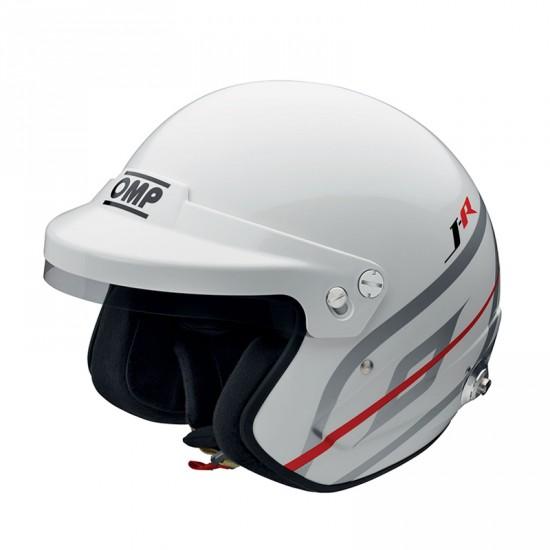 OMP J-R HANS HELMET 半罩式賽車安全帽 FIA認證