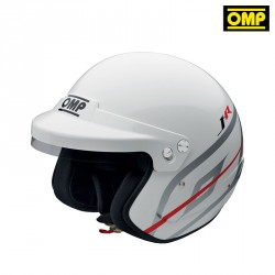 OMP J-R HELMET 半罩式賽車安全帽 FIA認證