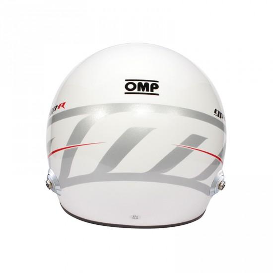 OMP GP-R HELMET 全罩式賽車安全帽 FIA認證