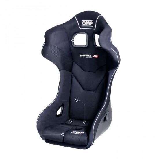 OMP HRC-R CARBON 賽車椅 FIA認證