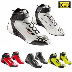 OMP ONE EVO X SHOES 防火賽車鞋
