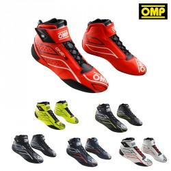 OMP ONE-S 防火賽車鞋 FIA認證