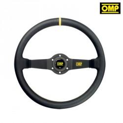 OMP RALLY LEATHER 賽車方向盤