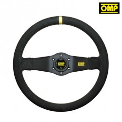 OMP RALLY SUEDE 賽車方向盤