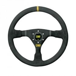 OMP WRC SUEDE 賽車方向盤