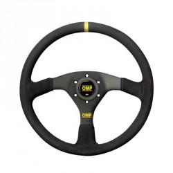 OMP VELOCITA' 380 SUEDE 賽車方向盤