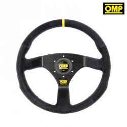 OMP 320 CARBON-S 賽車方向盤