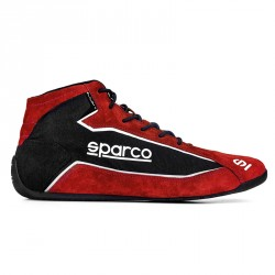 SPARCO SLALOM+ FABRIC AND SUEDE 防火賽車鞋
