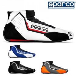 SPARCO X-LIGHT SHOES 防火賽車鞋
