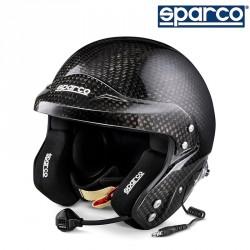 SPARCO PRIME RJ-9I SUPERCARBON 碳纖維拉力安全帽
