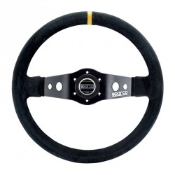 SPARCO R215 SUEDE STEERING WHEEL  麂皮方向盤