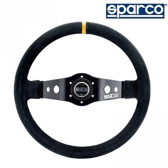SPARCO R215 SUEDE STEERING WHEEL  麂皮方向盤