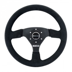 SPARCO R323 SUEDE STEERING WHEEL  麂皮方向盤