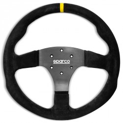 SPARCO R350 SUEDE STEERING WHEEL 麂皮方向盤