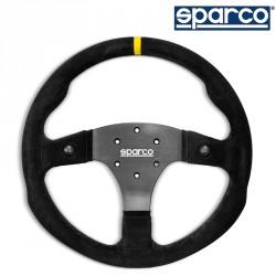 SPARCO R350B SUEDE STEERING WHEEL 麂皮方向盤