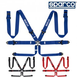 SPARCO 04818RAL SEAT BELT 六點式安全帶