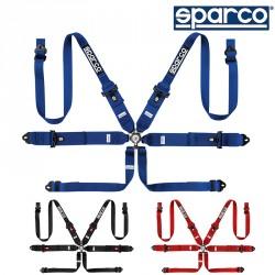 SPARCO 04818RH1 SEAT BELT 六點式安全帶