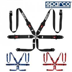 SPARCO 04818RHAL1 SEAT BELT 六點式安全帶