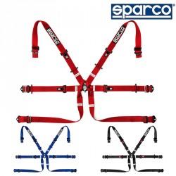 SPARCO 04819H2 SEAT BELT 六點式安全帶