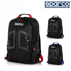 SPARCO STAGE 雙肩帆布背包