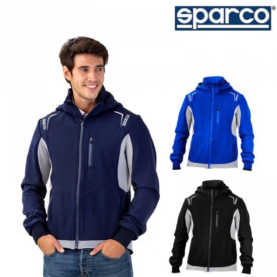 SPARCO TOP-TECH SOFTSHELL 連帽休閒外套