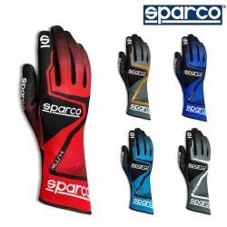 SPARCO RUSH 卡丁車賽車手套(有兒童碼數)