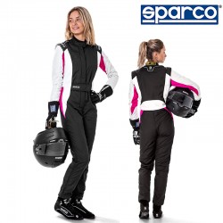 SPARCO COMPETITION+ LADY SUITS 女性防火賽車服