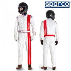 SPARCO VINTAGE CLASSIC SUITS 防火賽車服