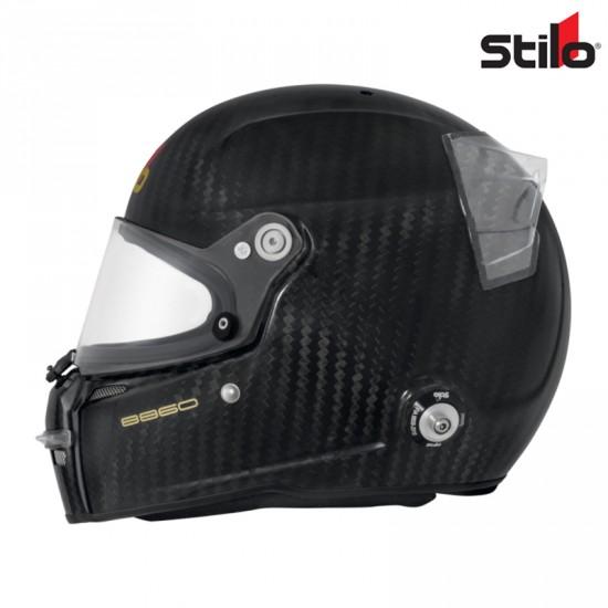 STILO ST5 FN Carbon 8860 ABP 全罩式安全帽