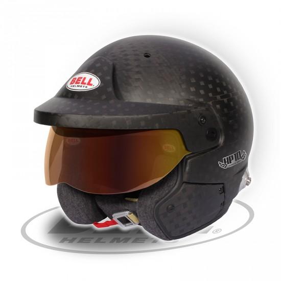 BELL HP10(HANS) 碳纖維 半罩式賽車頭盔 FIA認證