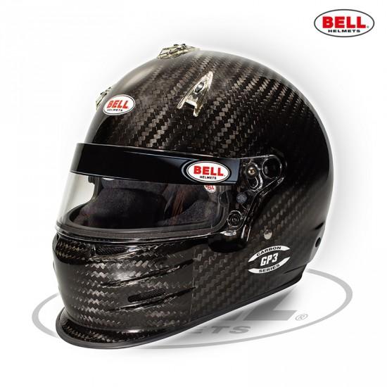 BELL GP3CARBON 全罩式安全帽 FIA認證