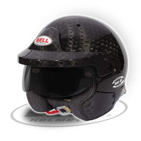BELL MAG‐10 CARBON  半罩式賽車安全帽 FIA認證