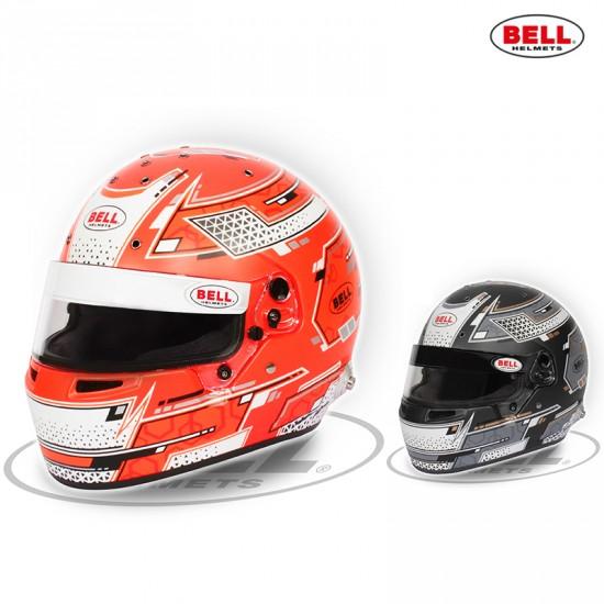 BELL RS7PRO STAMINA全罩式賽車安全帽 FIA認證
