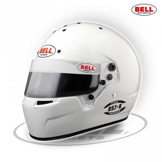 BELL RS7‐KWHITE 拉力安全帽