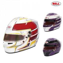 BELL KC7‐CMRLewisHamilton卡丁安全帽