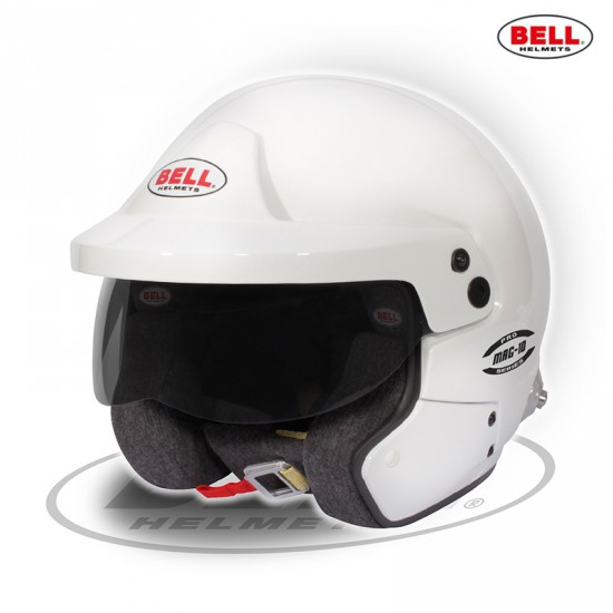 BELL MAG‐10PRO 半罩式賽車安全帽 FIA認證